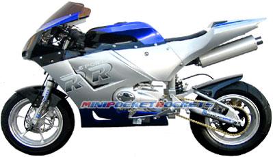 X18 4 Stroke Super Pocket Bike